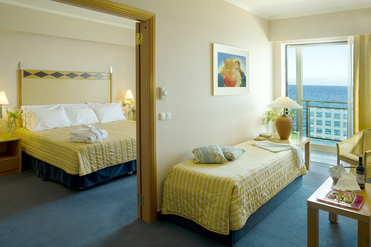 Chios Chandris Hotel - Studio with Sea View