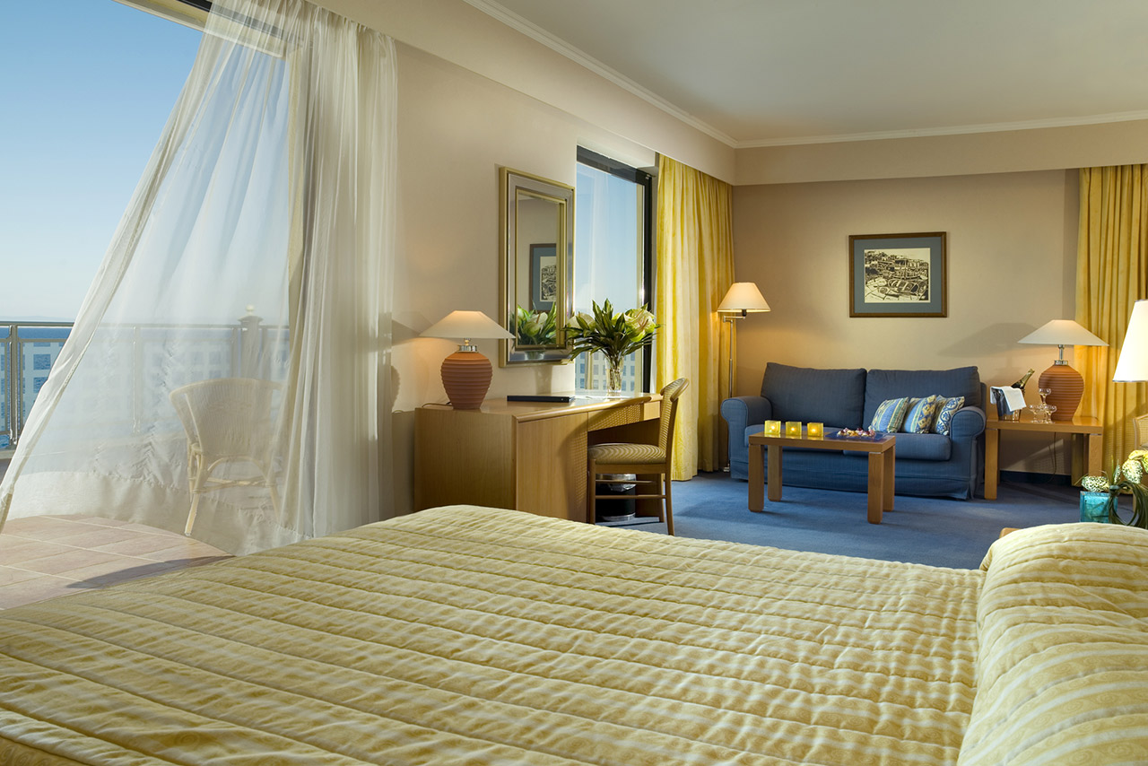 Chios Chandris Hotel - Suite with Sea View