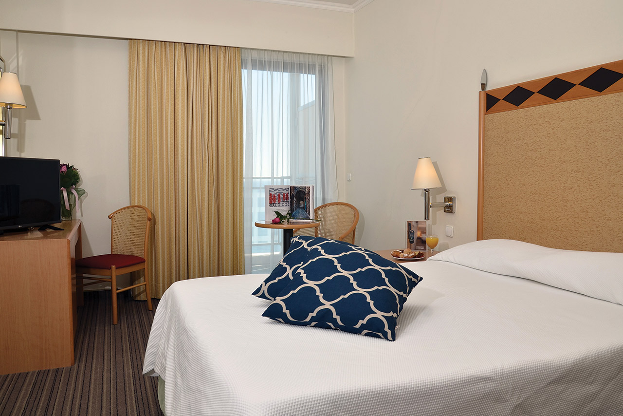 Chios Chandris Hotel - Standard Room with Sea View
